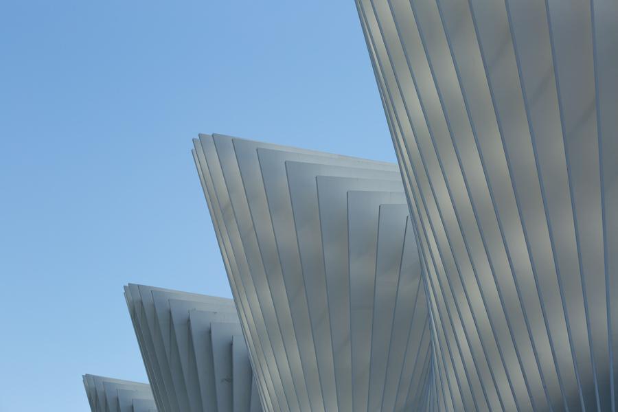 Stazione Alta Velocità Reggio Emilia, Santiago Calatrava, photo Alberto Canepa