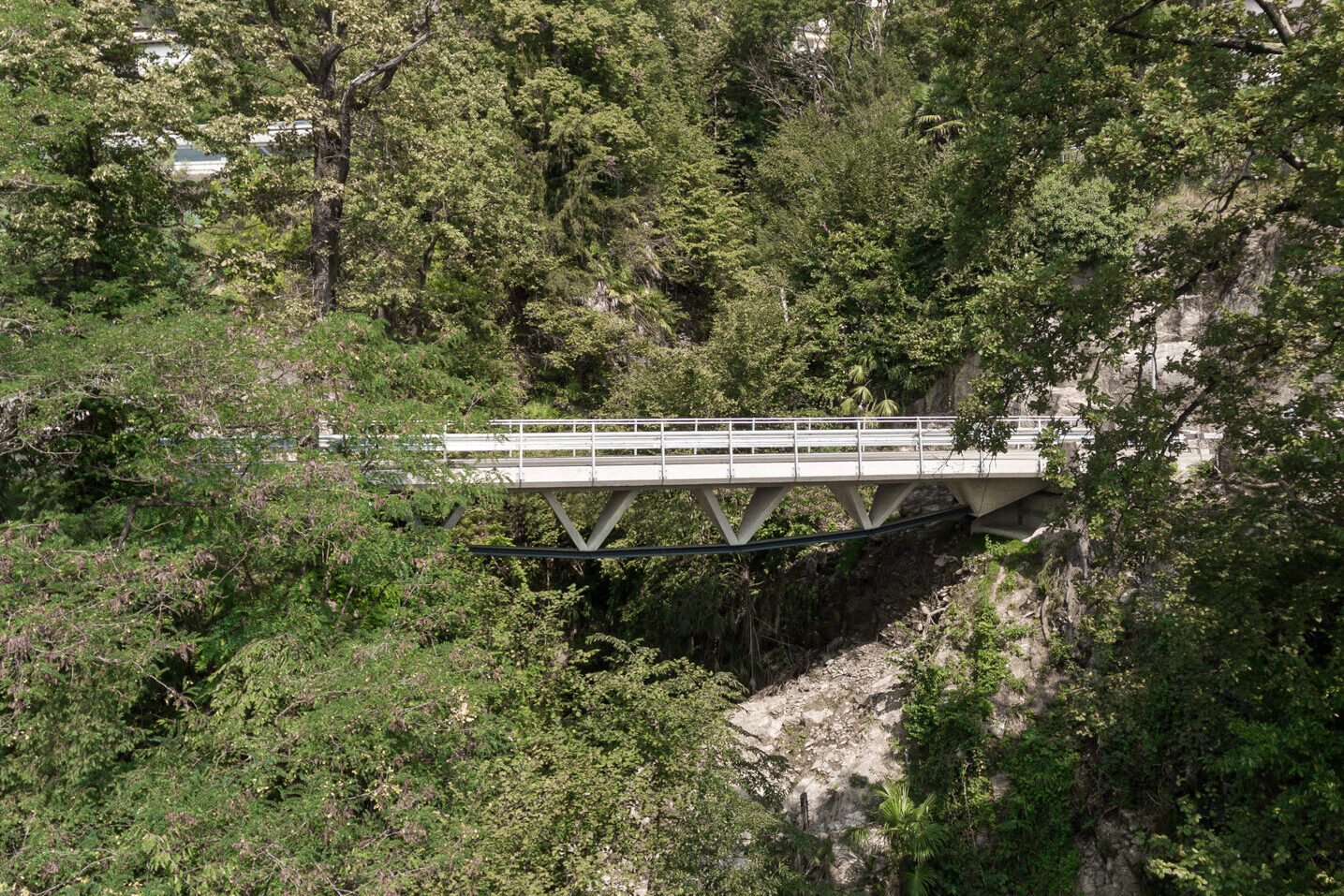 Ponte a Locarno, De Giorgi & Partners Ingegneri, Foto Alberto Canepa